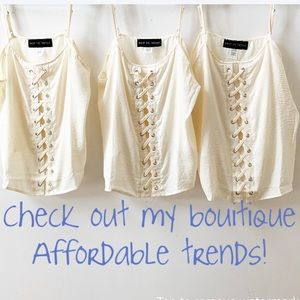 Other - Affordable fashionable boutique listings